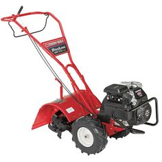 Troy-Bilt 16 in. 160 cc Gas Honda OHC Engine Rear-Tine Counter-Rotating Tiller with Operation and Power Reverse-Proline CRT - The Home Depot