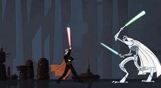 Star Wars Clone Wars, Star Wars Art, 8 Bit Art, Beautiful Series, Star Wars Collection, Obi Wan, Anime Naruto, Trending Memes, Tv Series
