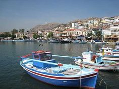 greece | Pythagorion - Samos Greece. Samos information, pictures, attractions ...