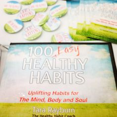 100 Easy Healthy Habits Audio Coaching Series by Tara Rayburn - https://www.discoverlsp.com/100-easy-healthy-habits-audio-cds.html