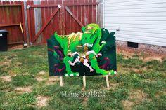 Dinosaur Birthday Bash: Photo Booth