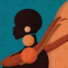 Afrique Art, Black Art Painting, Afro Art, Diy Canvas Art, African American Art, Art Inspo, Pop Art, Art Projects, Art Drawings