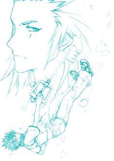 Kingdom Hearts -SKETCH by Sumiya.deviantart.com on @deviantART