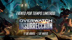 [NUEVO EVENTO DE TEMPORADA] ¡Bienvenidos a Overwatch Insurrección!