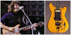 Jerry Garcia's Iconic 'Wolf' Guitar, Alan Turing's Cryptic Postcard, and More Fresh News