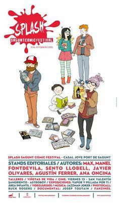 Splash Sagunt Comic Festival