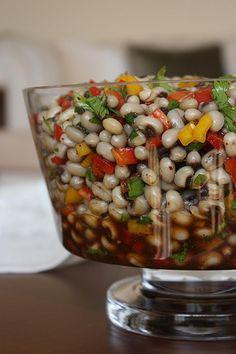 Kuru Börülce Salatası | Yemek Zevki
