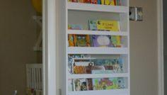 Livros no quarto, onde achar espaço?