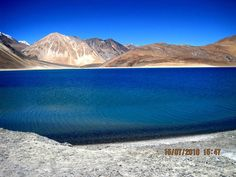 Pangong lake (Ladakh)