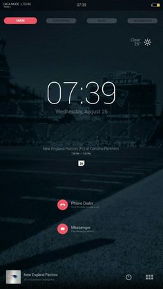 [Homepack Buzz] Check out this awesome homescreen! William New England Patriots HOMEPACK (Galaxy Note 5)    Modified from: http://m.homepackbuzz.com/homepack/492210?ref=mypage    Uccw download link: h…