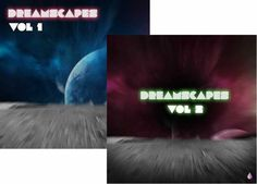 Dreamscapes Vols.1-2 WAV DiSCOVER   April 12th 2017   795 MB (Dreamscapes Vol 1) A collection of versatile, carefully crafted, seamless looping drones and