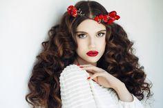 Los 25 peinados para cabellos que rizados que adoramos de Pinterest