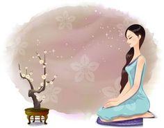le voyage vers soi-même ... défaire les nœuds, chasser les angoisses, prendre du recul, lâcher prise et se sentir serein .... Ayurveda, Reiki Meditation, Relaxation Meditation, Yoga Drawing, Yoga Illustration, Accupuncture, Qigong, Positive Attitude, Positive Vibes