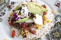 yummy vegan breakfast burrito