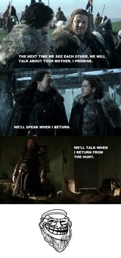 (1) Game of Thrones (TV series): What are the funniest Game of Thrones meme images? - Quora