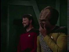 ▶ Star Trek: The Next Generation Season Two Blooper Reel - YouTube
