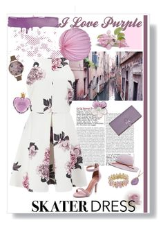 """""""I love Purple"""" by feelgood35 ❤ liked on Polyvore"""