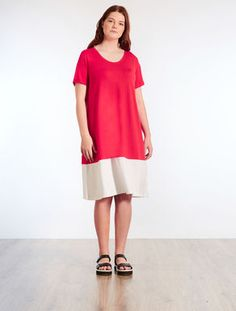 52429a2fee4 Marina Rinaldi SS18 ODIERNO Viscose jersey dress- persona dress L fits  perfectly. fun summer