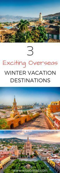 3 Exciting Overseas Winter Vacation Destinations   Colombia Travel   Mexico Travel   Caribbean Travel   Trinidad & Tobago Travel   #travel #nextvacation #vacationinspiration