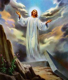 Resurrection of Jesus Christ!!