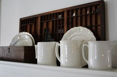 Love ironstone pitchers