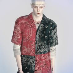 simsimionlymine :: MEN'S FASHION COLLECTION 6