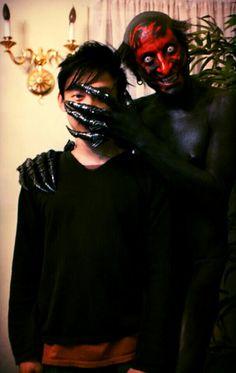 James Wan and Joseph Bishara - Insidious