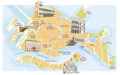 Venice - Digital Watercolor Magazine Articles, Pink Elephant, Milan, Illustrations, Watercolor, Fine Art, Digital, Drawings, Venice