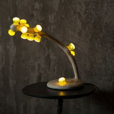 LEDS Clay Desk Light by DH PH - design Maarten Baas + Bertjan Pot