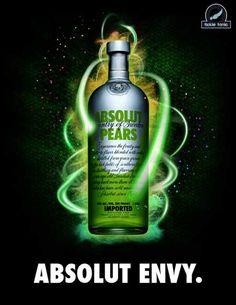 ABSOLUT ENVY