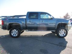2012 Chevy Silverado 1500 Rocky Ridge Lifted Truck.  View this vehicle at, http://www.conversionsforsale.com