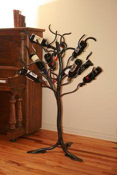 cool wine rack!