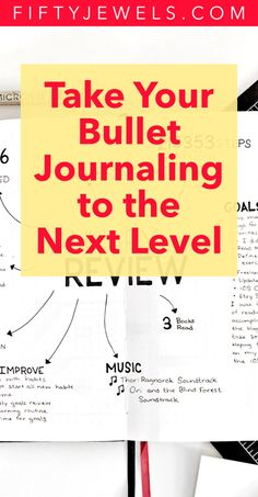 Bullet Journal Cheat Sheet - 24 Amazing Ideas - Fifty Jewels