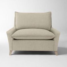 Bliss Down-Filled Chair-and-a-Half | West Elm- $764