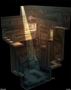 Egypt - Pit Room