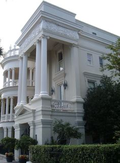 Two styles, one home--Charleston, SC