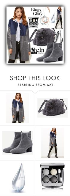 """""""8/21 shein"""" by fatimka-becirovic ❤ liked on Polyvore featuring Tiffany & Co., La Prairie, Chanel and Burberry"""