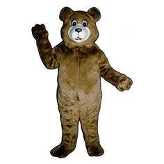 684b84561 34 Best Bear Mascots images in 2015 | Mascot costumes, We bear, Cheer