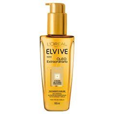 Elvive Oleo Extraordinario Universal Tratamiento sublime con una textura increíble. Combinación de 6 óleos de flores preciosas que logra una transformación en cualquier tipo de cabello.