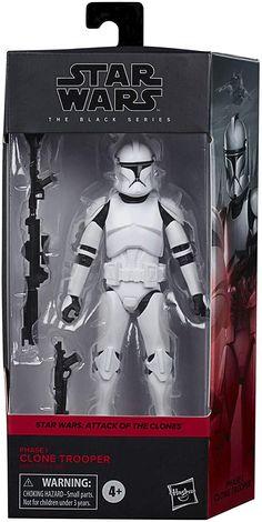 Battle Droid, Star Wars Toys, Star Wars Collection, Clone Trooper, Black Series, Clone Wars, Warfare, Action Figures, Stars