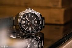 Time to dust off your Kurosawa because the Seiko Samurai is back. We take a look at the latest version of this cult diver.