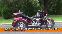 2014 Harley Davidson Three Wheeler Motorcycle Trike for sale