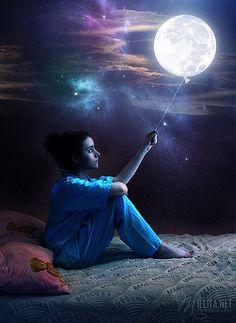 Image in Eu Encontrei ao Luar. collection by Eh Allire Fable, Moon Pictures, Good Night Moon, Moon Magic, Beautiful Moon, Moon Goddess, Jolie Photo, Moon Art, 3 Moon
