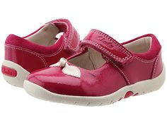 Clarks Kids Softly Bow (Toddler)