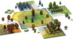 Best educational board games for homeschool or learning at home: Photosynthesis is a fabulous earth science lesson