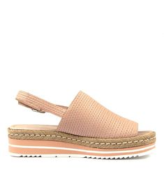 Wanted Shes - Django & Juliette - ADIDAH NUDE EMBOSSED -$120 sale Leather Material, Shoe Box, You Bag, Emboss, Fashion Details, Fashion Forward, Espadrilles, Footwear, In Trend