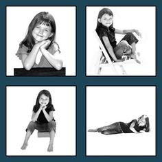 Posing Girls - THE ULTIMATE POSING GUIDE: babies, toddlers, boys, girls, men, women, etc