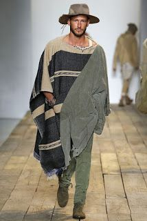 Male Fashion Trends: Greg Lauren Spring/Summer 2016 - New York Fashion Week: Men's