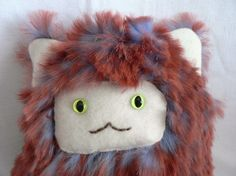 Plush Toy The Wild Thing Theory Gretchen by TailsandSnouts on Etsy,