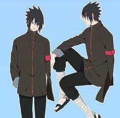 Sasuke ~ I really like this!